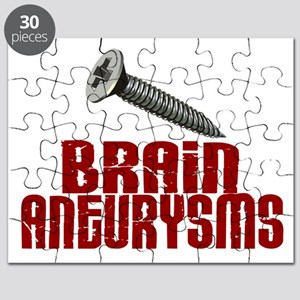 Screw Brain Aneurysms Puzzle